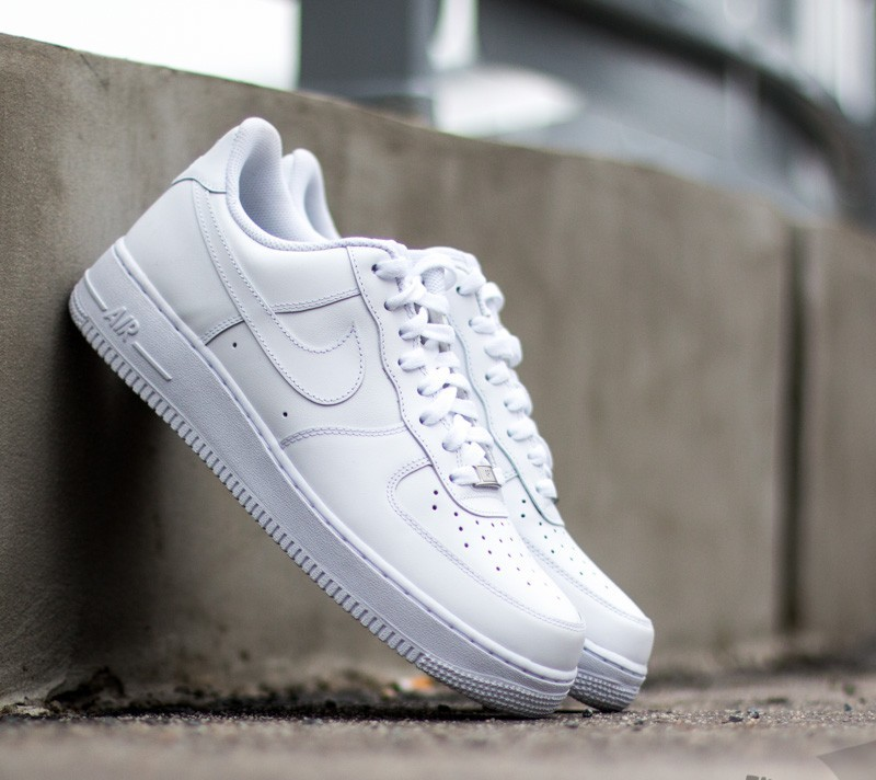 Nike Air Force 1 ´07 White/White