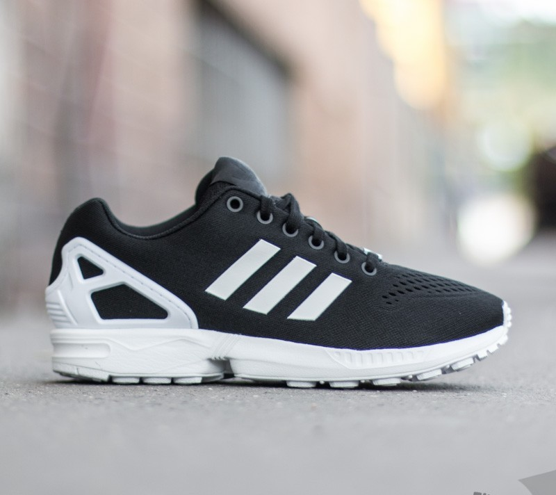 adidas ZX Flux EM Core Black Ftw White Core Black