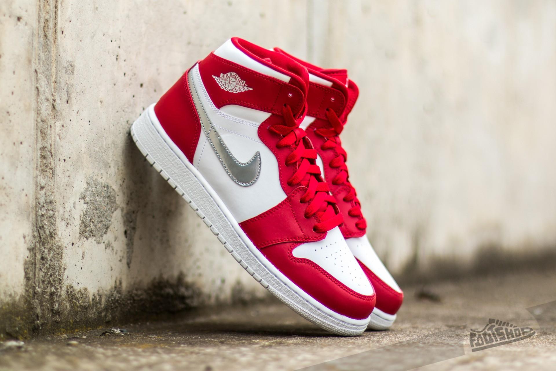 Air Jordan 1 Retro High (BG) Gym Red