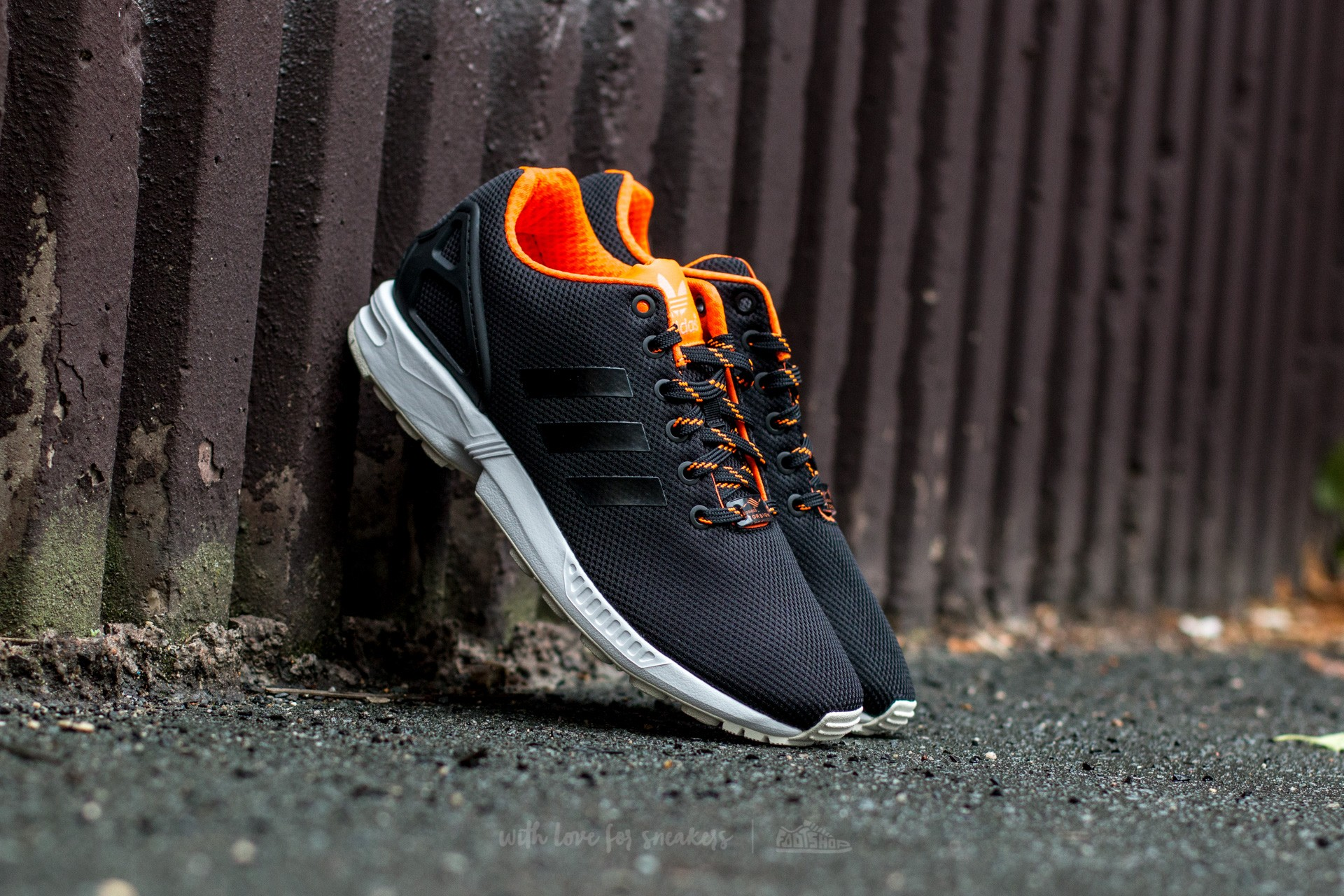 adidas ZX Flux Core Back Sorang Sunglo | Soyoudeal shoes