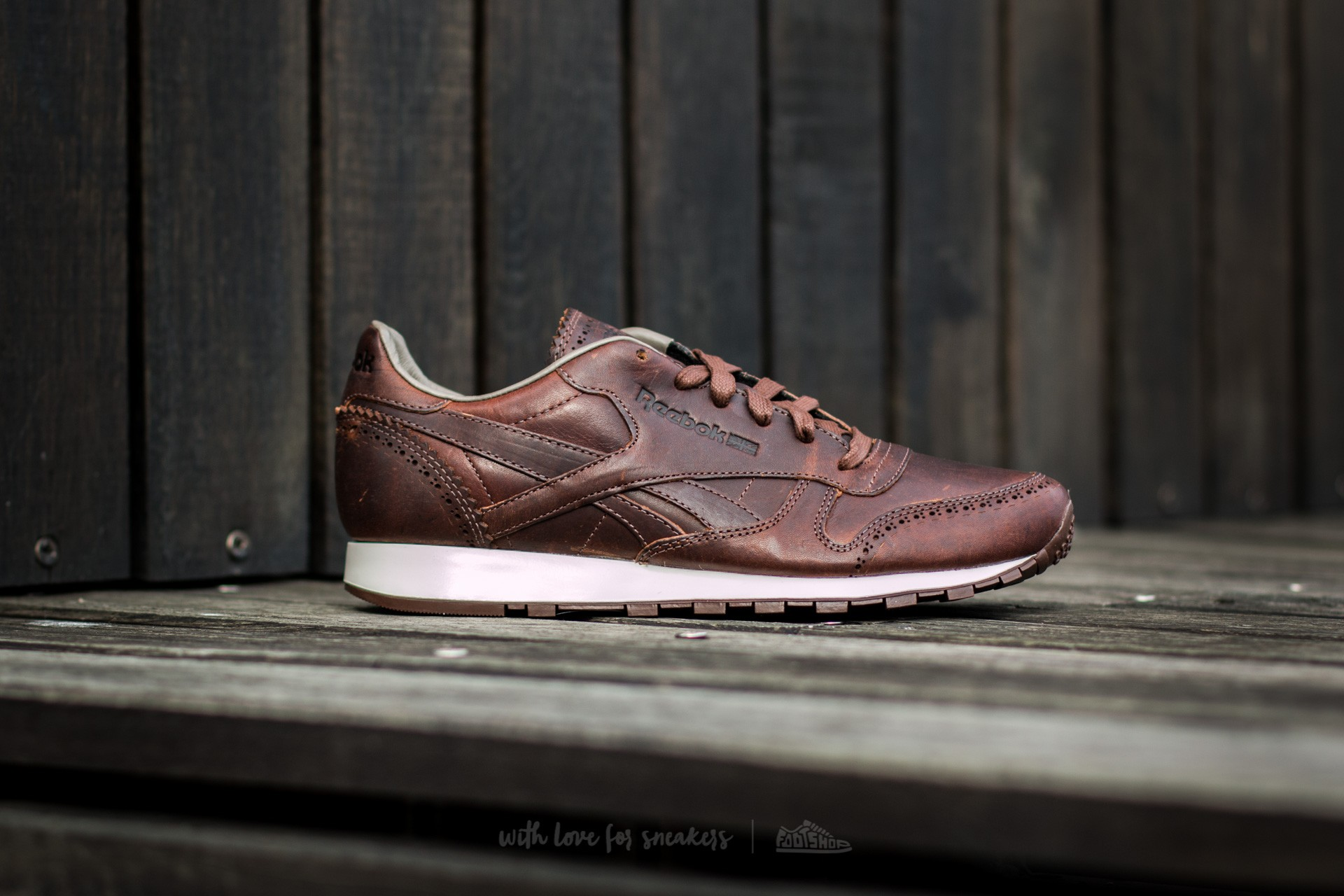 Reebok Classic Leather Lux   HYPEBEAST