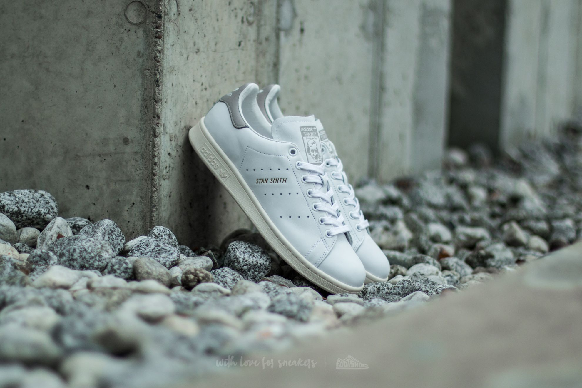 adidas Stan Smith Ftw White Ftw White Ftw White comprare