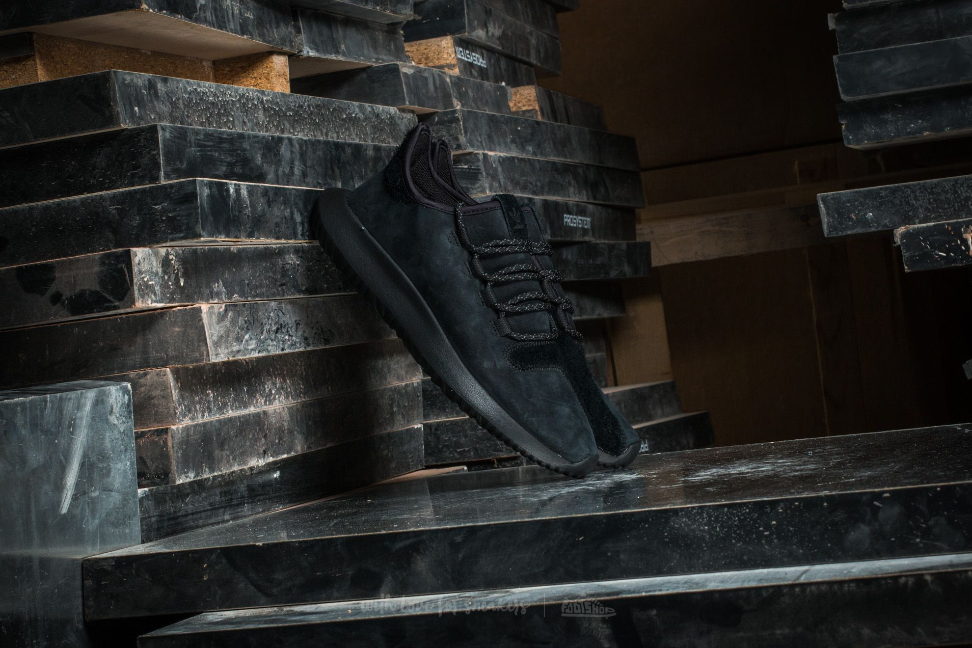 huge discount 529c1 cc769 adidas Tubular Shadow Core Black/ Core Black/ Core Black
