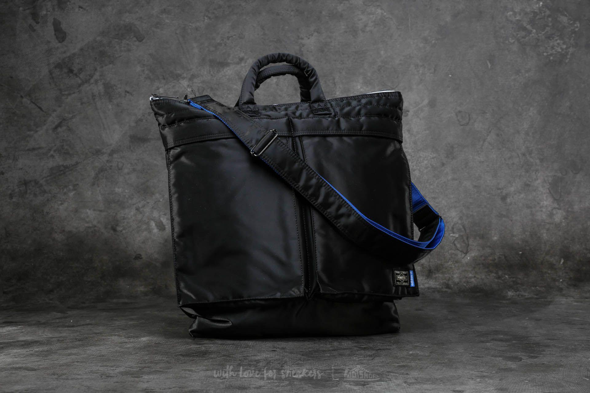 adidas x Porter Helmet Bag Black