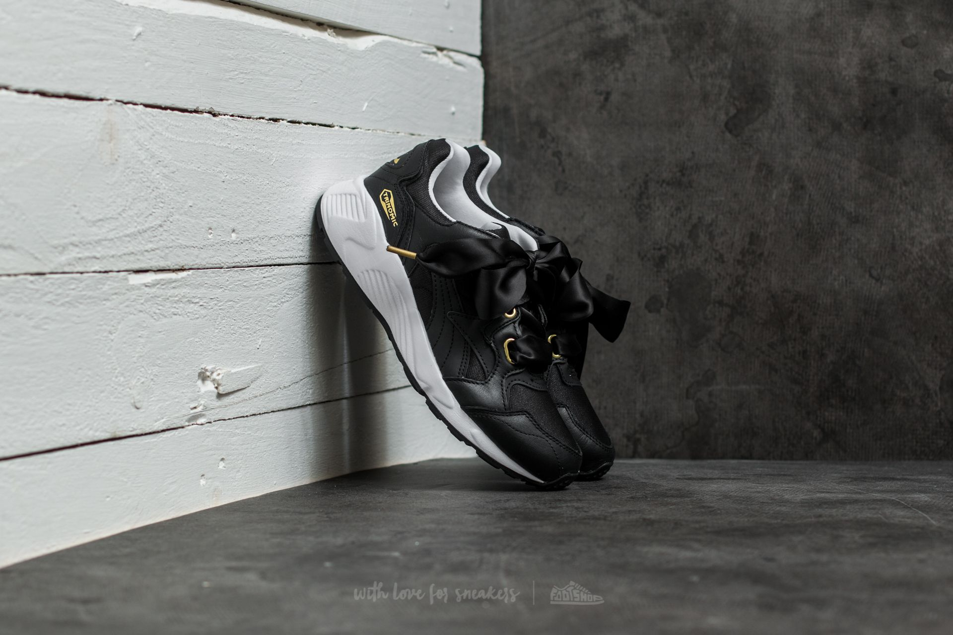Puma Prevail Heart Wn´s Puma Black-Puma Black