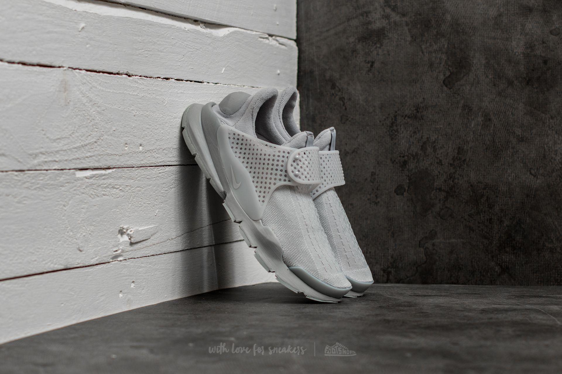 Nike Sock Dart KJCRD Wolf Grey/ Wolf Grey-White