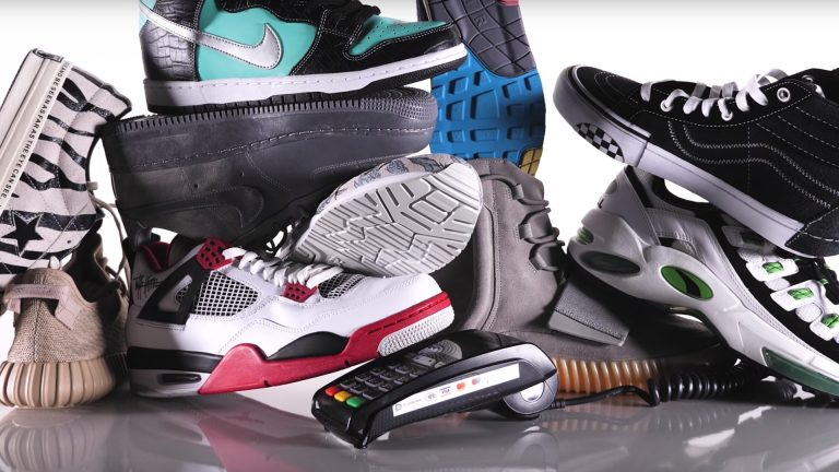 Footshop představuje revoluční Sneakerpay