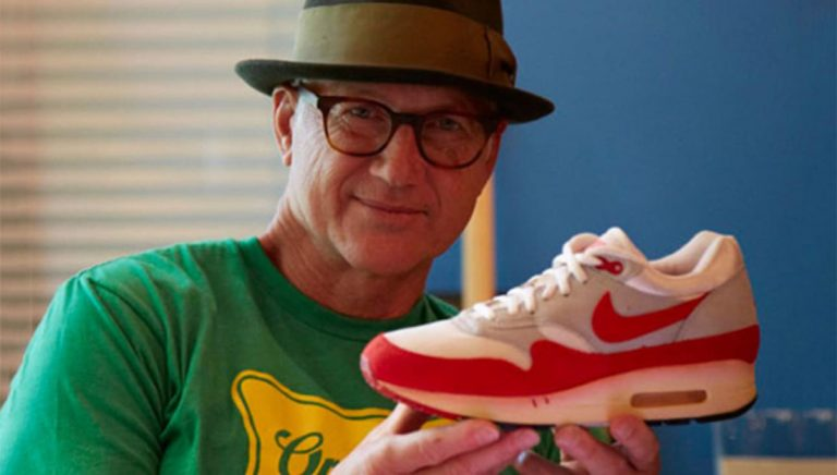 Do you know who Tinker Hatfield is?