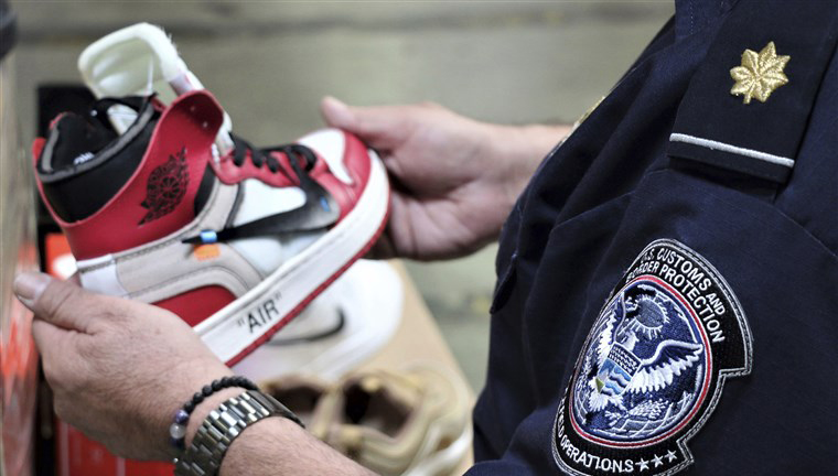 The sneaker fakes that are so common even you or your friend might have owned a pair