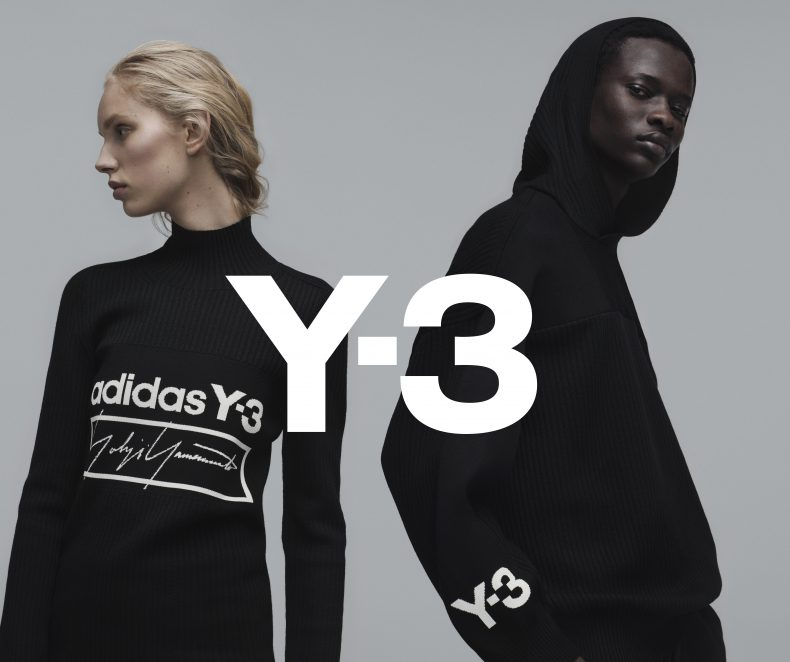 The Y-3 DROP 4 and how it relates to Y-3's origins