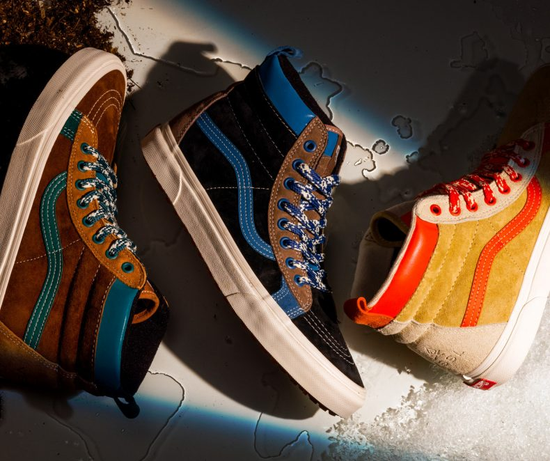 Vans and outdoor brand VSSL present their collaborative collection
