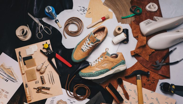 Footshop and KangaROOS present their second collaborative effort