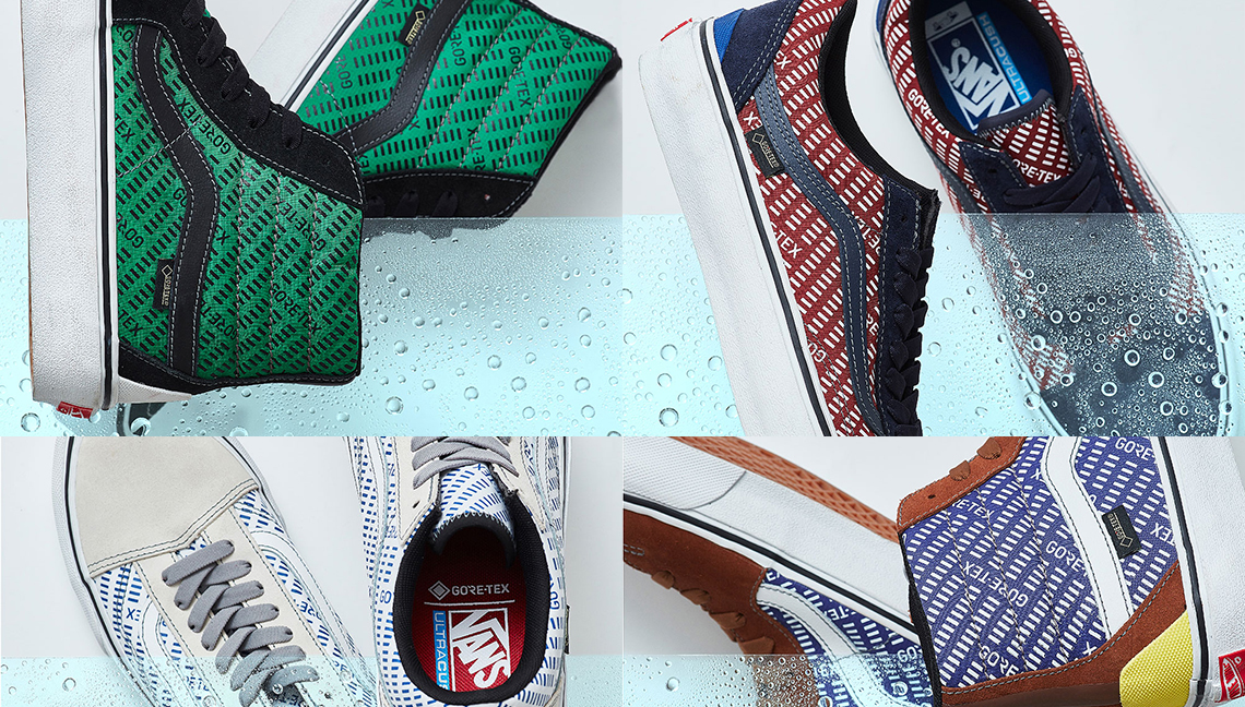 Vault by Vans teams up with GORE-TEX®