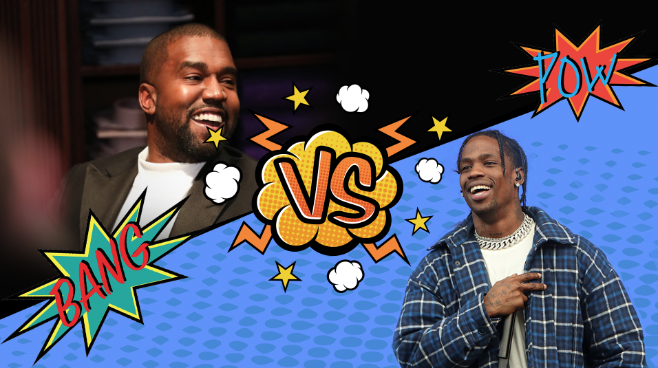 The six most highly anticipated sneakers of 2020: Kanye West vs Travis Scott