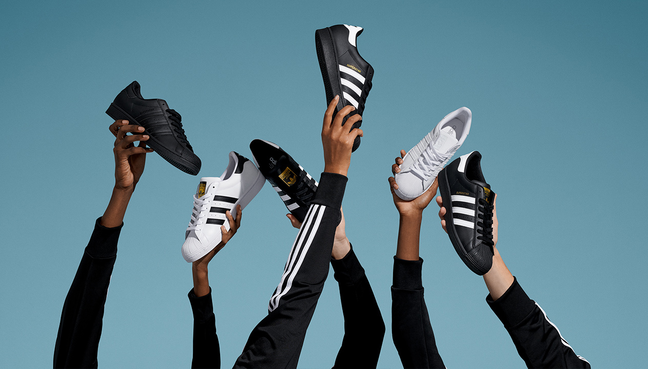 Change the world like the adidas Superstar did 50 years ago