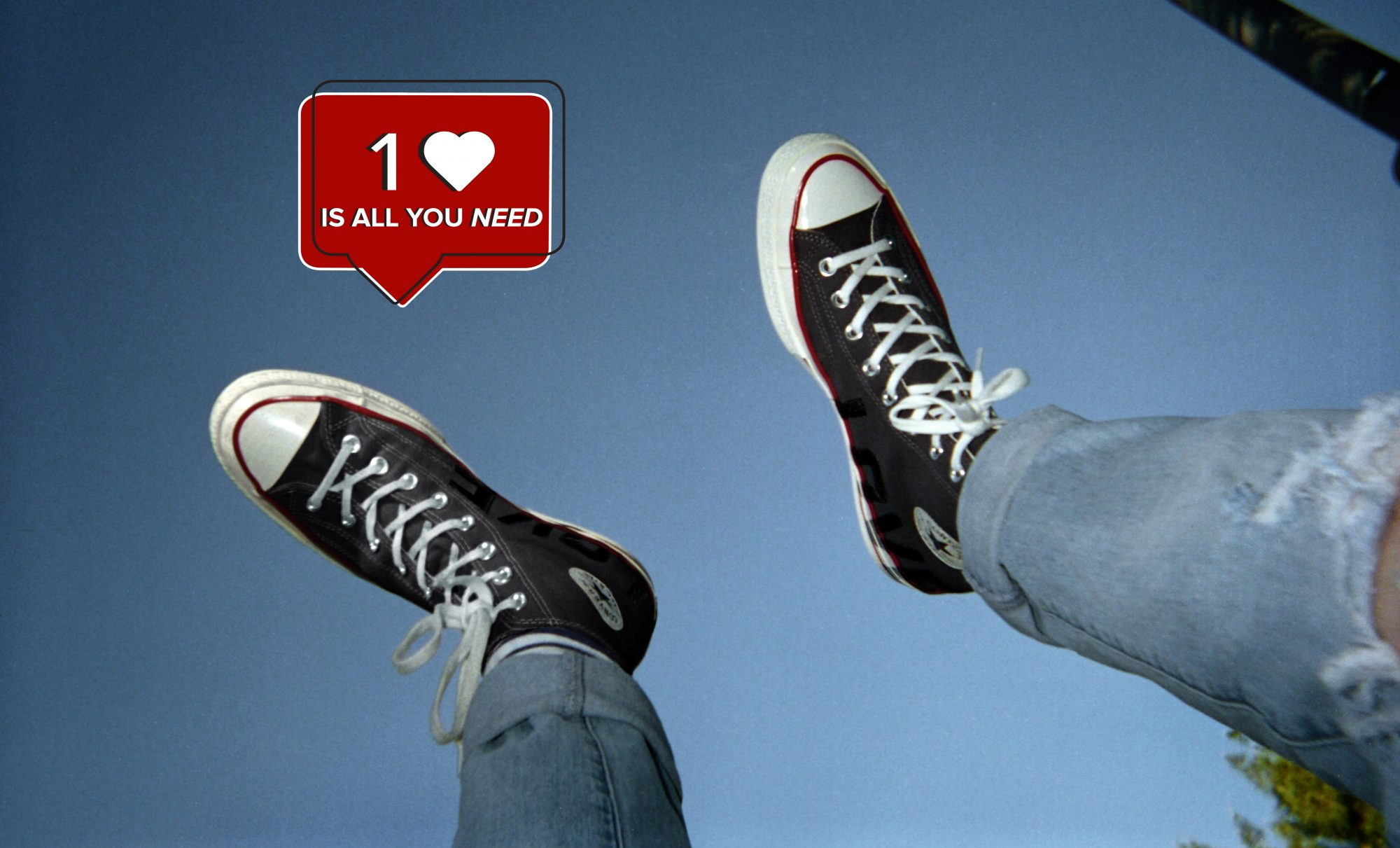 Love yourself, love the Converse Love Fearlessly collection