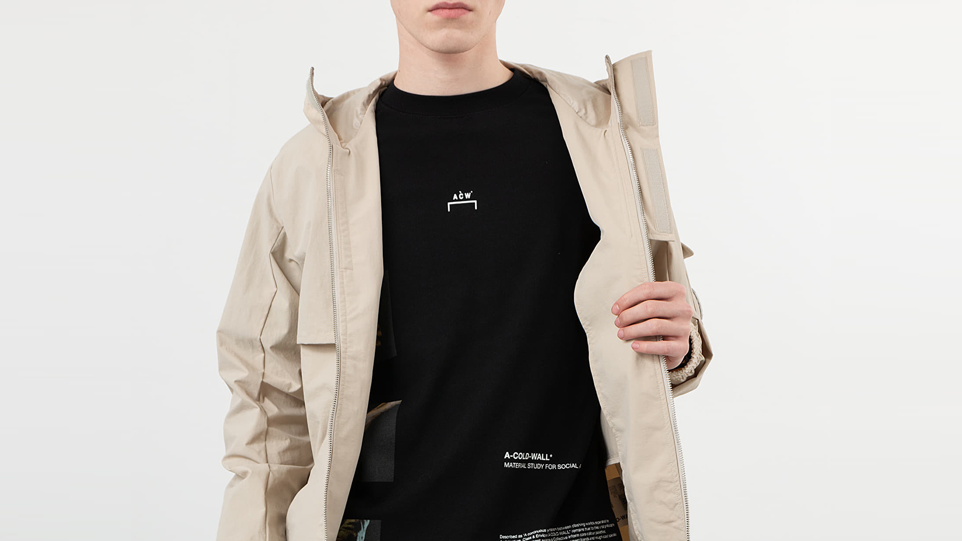 Virgil Abloh's influence on Samuel Ross. About: A-COLD-WALL*