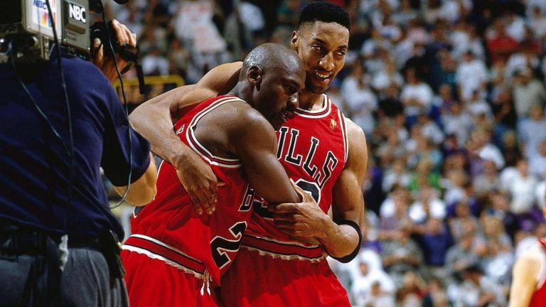 The match that created the world's most expensive sneakers: Michael Jordan's Flu Game