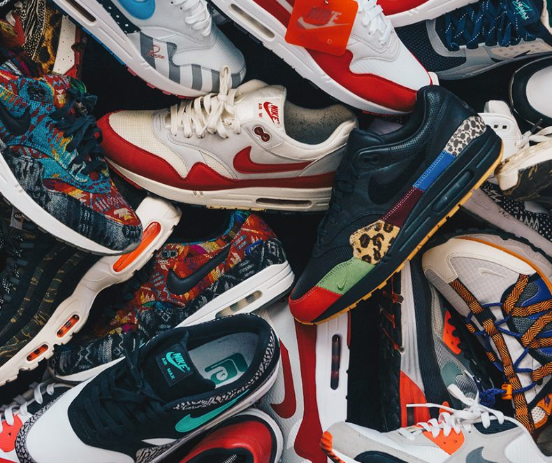 1000sneakers updated – the Czech sneaker bible's new outfit