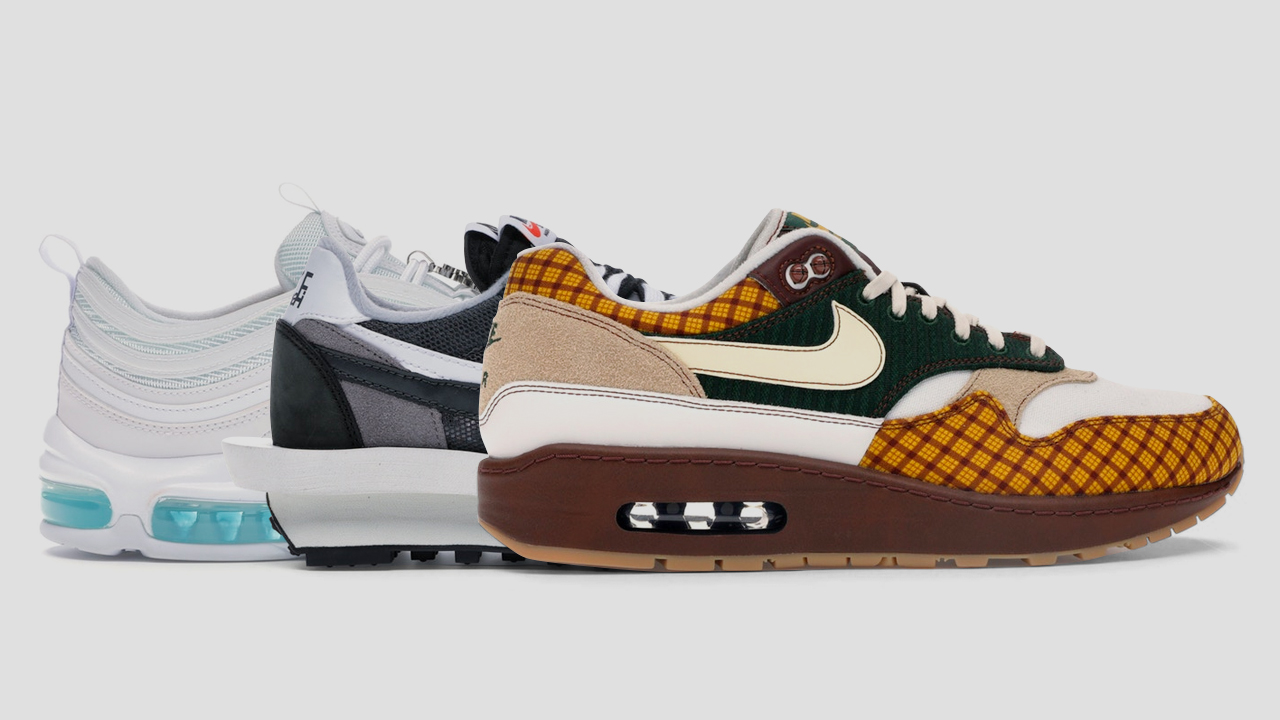 Nike's best collaborations of 2019