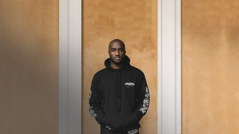 Chrome Hearts and Virgil Abloh: we've been working on this bench for five years