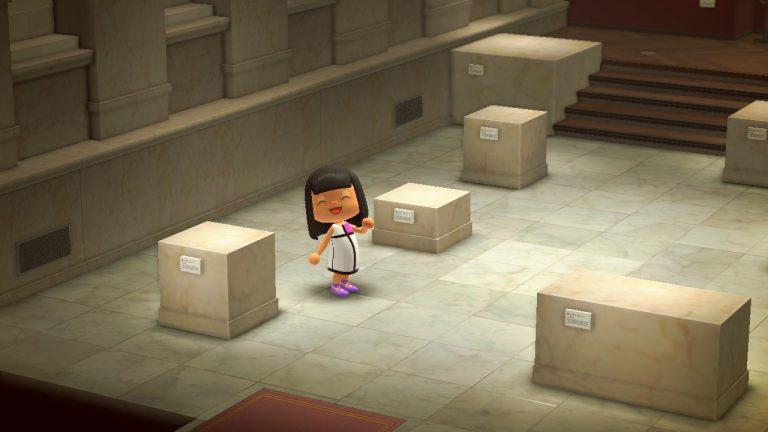 The high fashion world of Animal Crossing