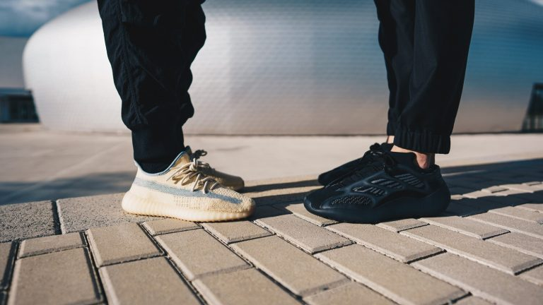 1000sneakers: May – New Yeezy or ideal hiking sneakers