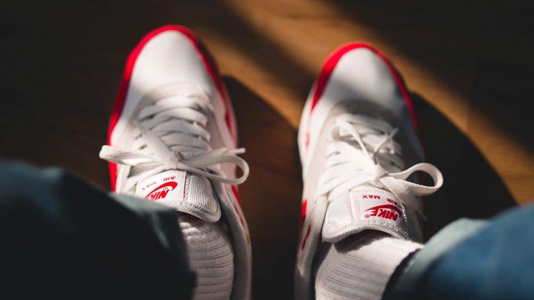 The legendary Nike Air Max 90