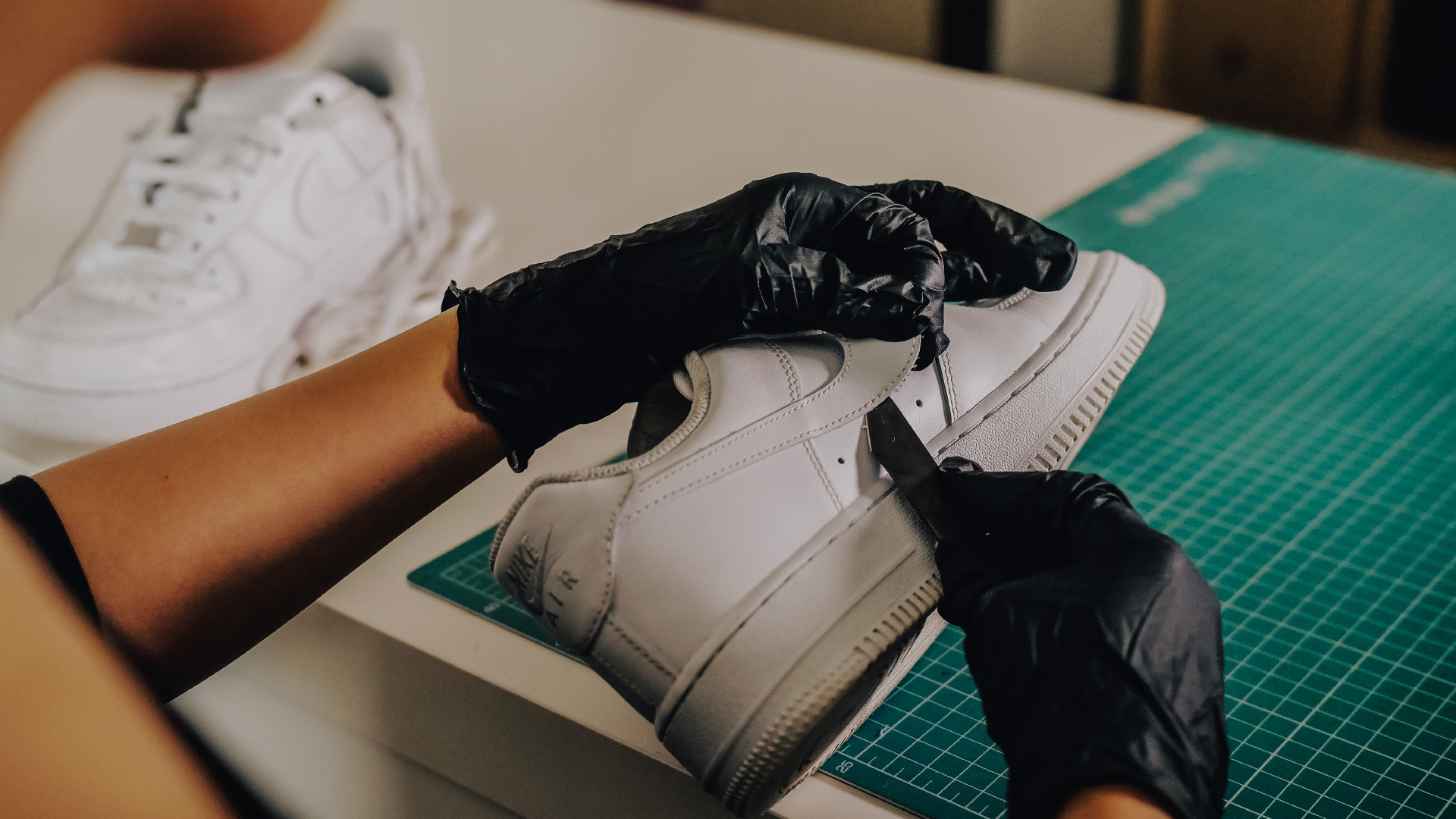 What does Footshop upcycling project 2020 mean?