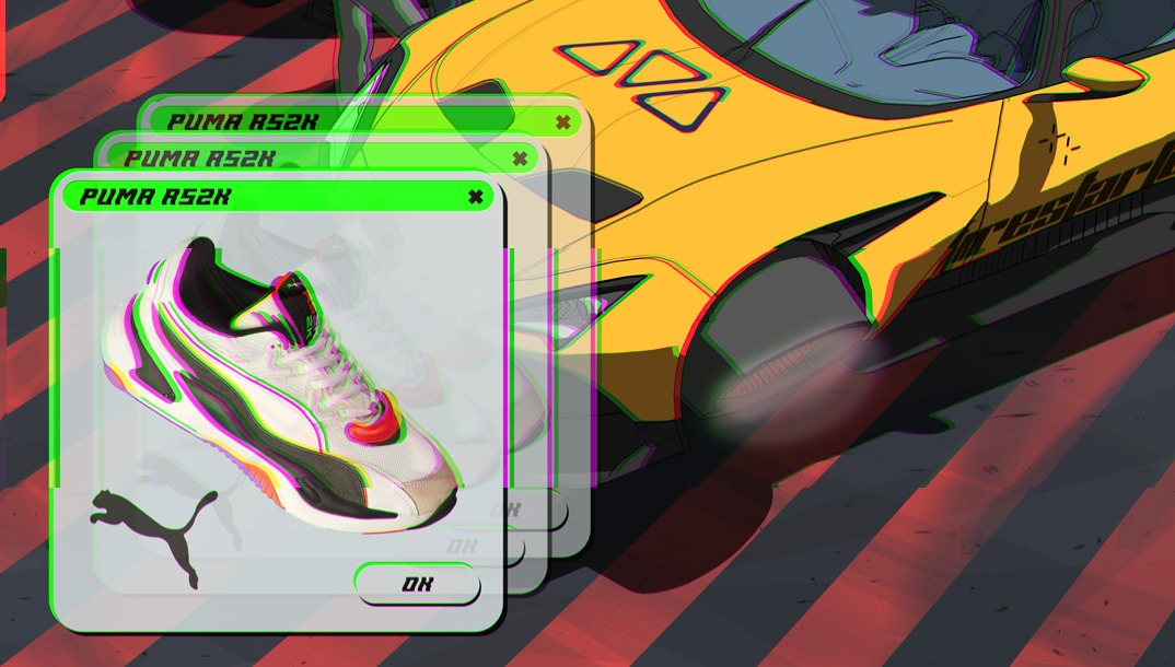 Travel to your time with the Puma RS-2K