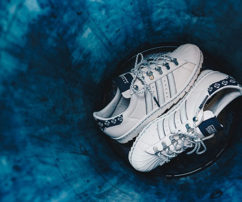 A star among Superstars: Footshop x adidas Superstar 'Blueprinting'