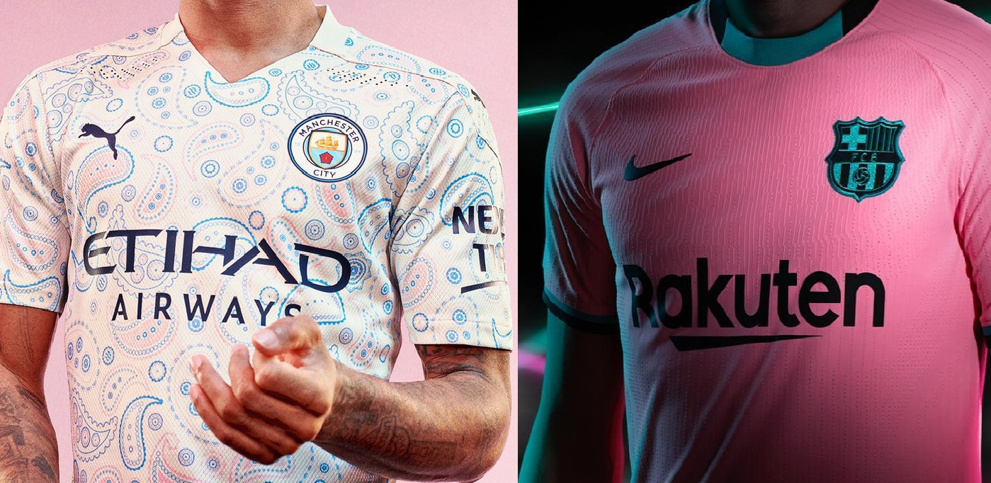 An ode to experimentation – this season's best football kits