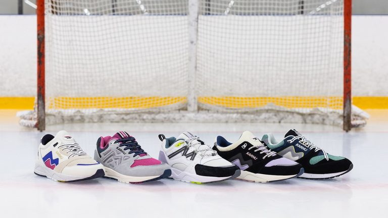 Get on the ice rink with the Karhu Ice Hockey Pack