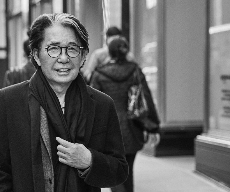 Who was the legendary Kenzo Takada?