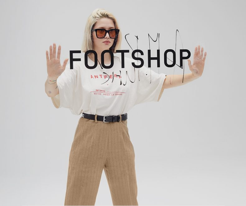 Editorial: The new identity of Footshop directed by our friends