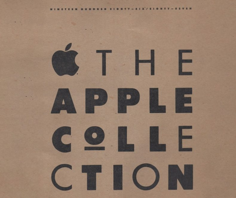 Long forgotten Apple collections