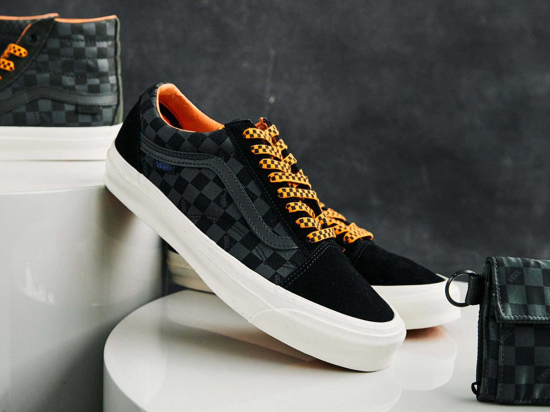 Vans made in Japan. Discover the new Vans x Porter collaboration ...