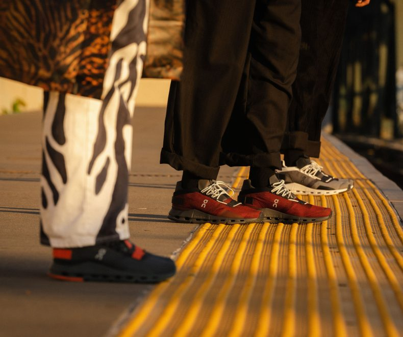 Discover the addictive On Running sneakers