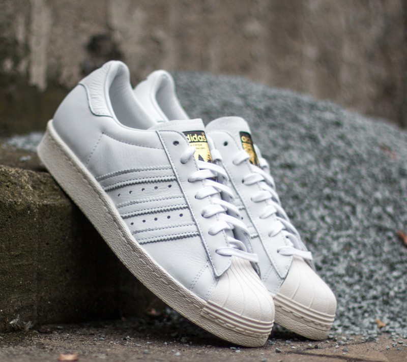 Adidas Superstar black Casual Up Sneakers White black 9