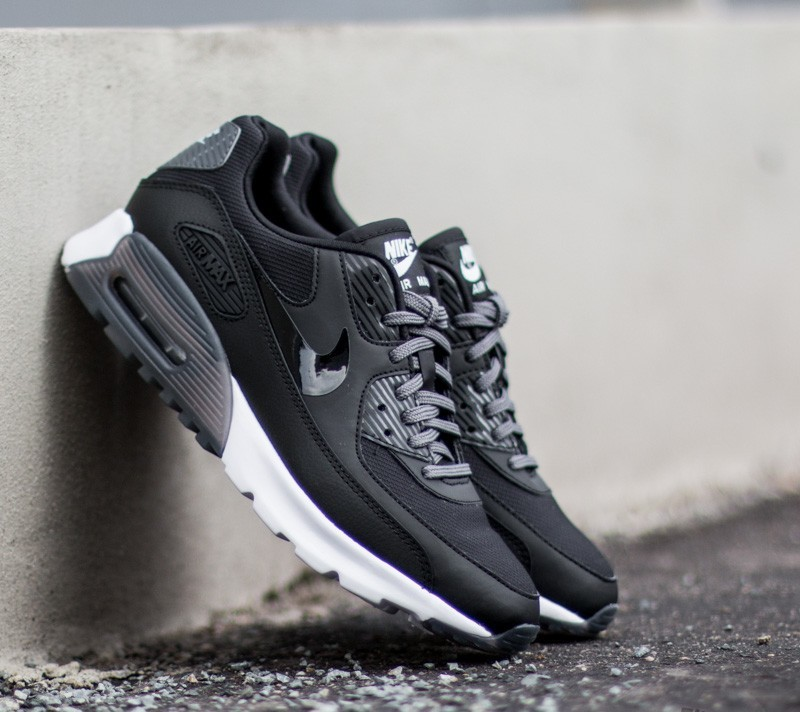 Nike Air Max 90 Jacquard Infrared White Dark Grey Black