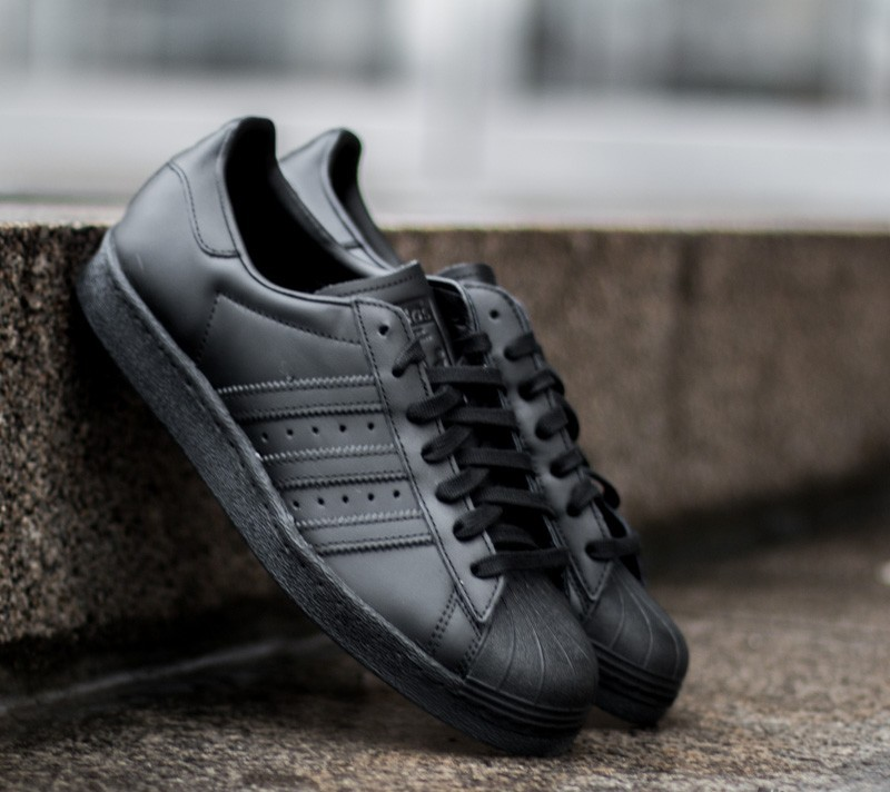 Cheap Adidas Superstar Vulc ADV Shoes, Black Skatepark of Tampa
