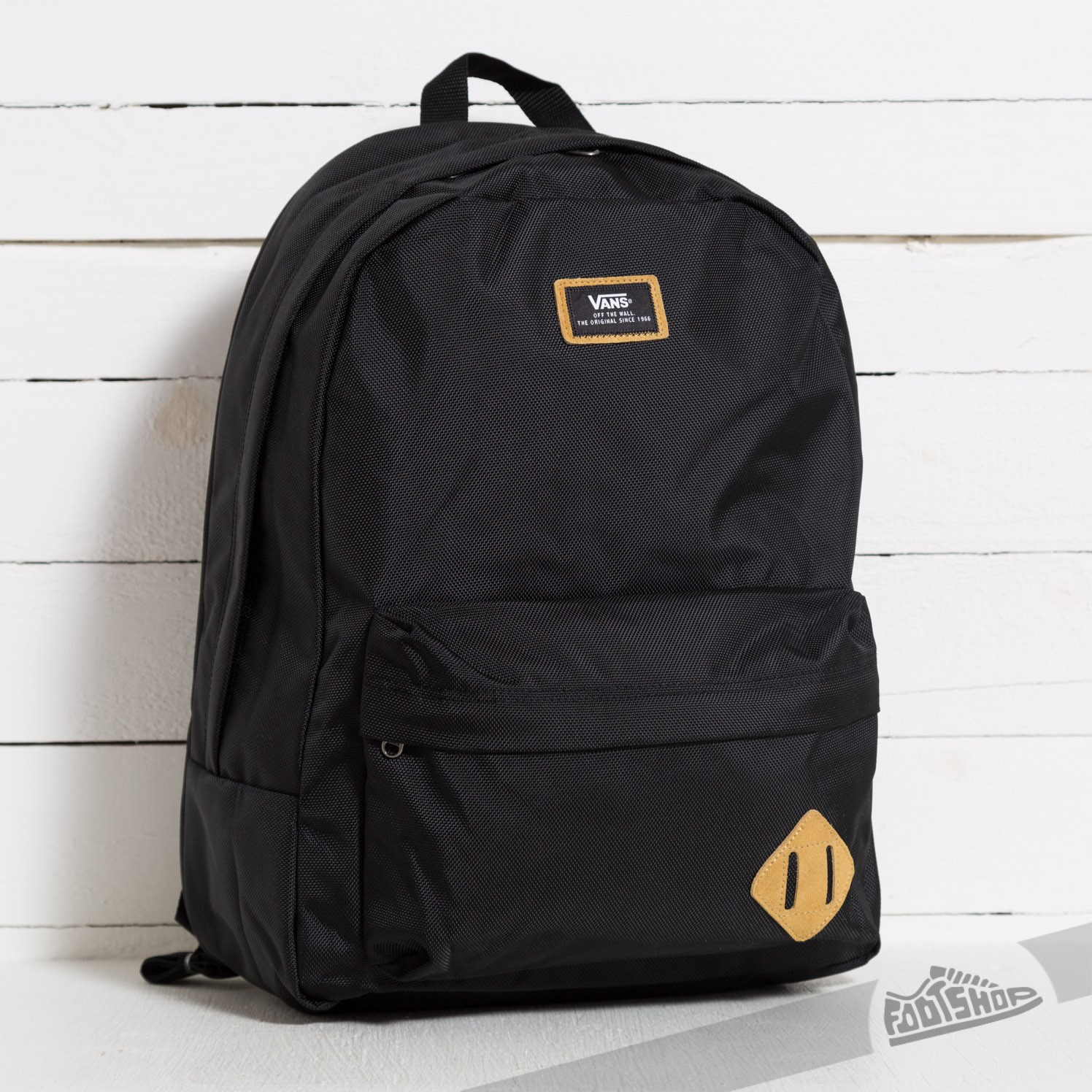 vans backpack old skool black