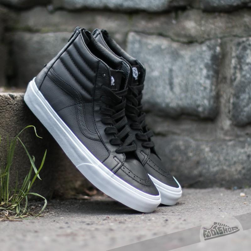 Vans Sk8 Hi Reissue Premium Leather