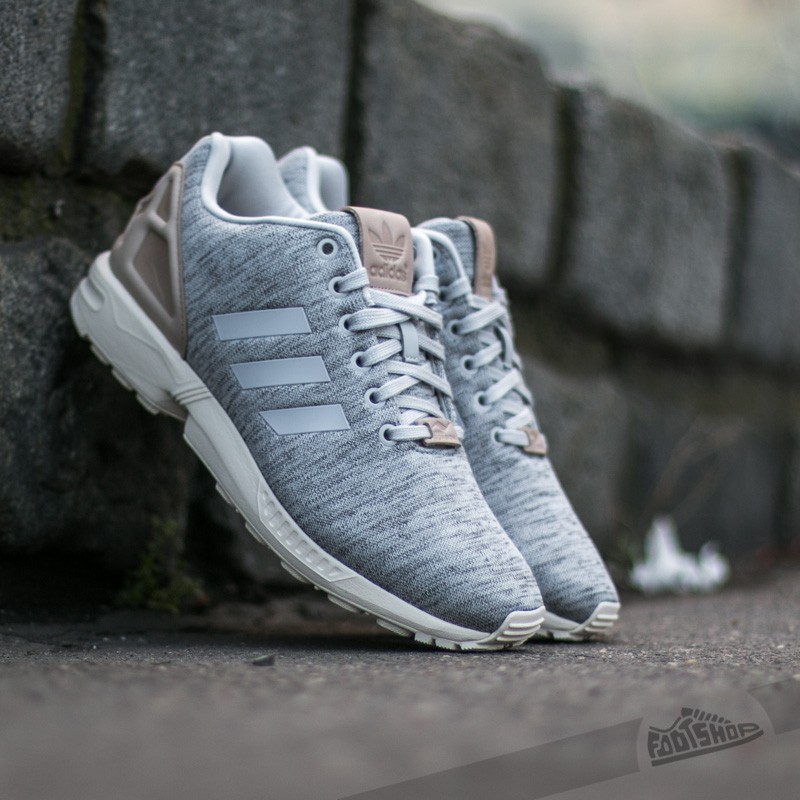 more photos f8e0f 7538d Adidas Zx Flux Jewel Grey Grey Off White junior Offspring