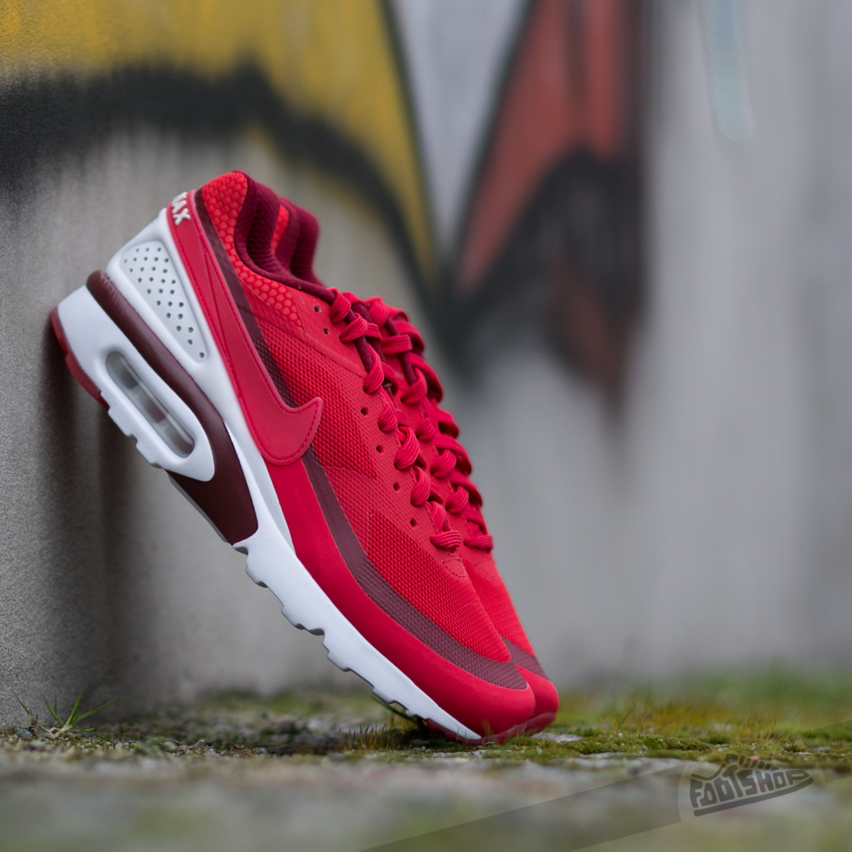 nike air max bw red