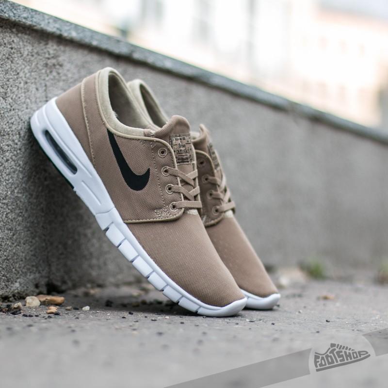 Nike Stefan Janoski Max Khaki